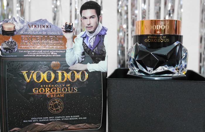 ผิวสวยดูแพงมีเสน่ห์  Voodoo Gorgeous Cream